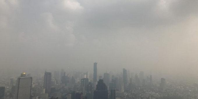 ¿Te imaginas vivir en una ciudad con aire limpio?