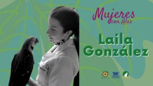 Laila González Navarro, una Mujer con alas