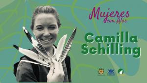 Camilla Schilling, una Mujer con alas